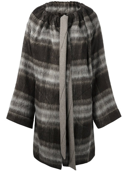VIVIENNE WESTWOOD ANGLOMANIA  Blanket Cape Coat - 1