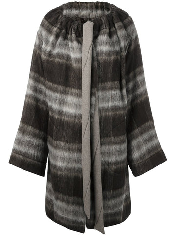 Blanket Cape Coat