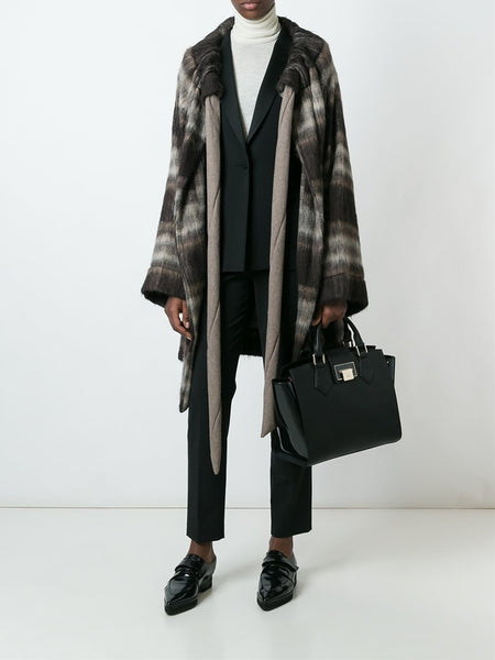 VIVIENNE WESTWOOD ANGLOMANIA  Blanket Cape Coat - 2