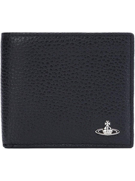 VIVIENNE WESTWOOD  Leather Fold Wallet - 1