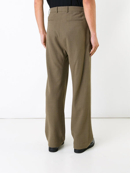 STRATEAS CARLUCCI  Tunnel Pleat Trousers - 4