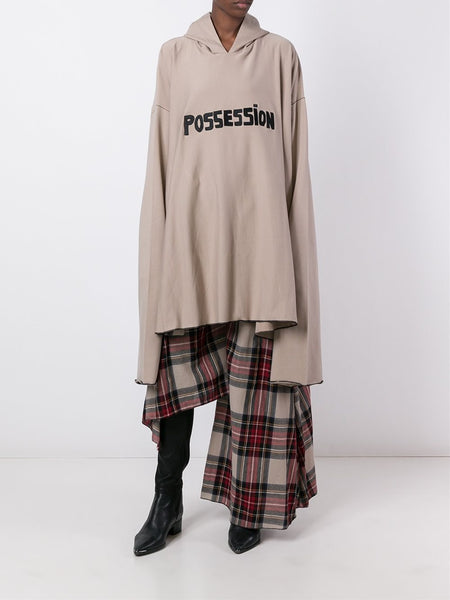 AREA DI BARBARA BOLOGNA  Possession Hoodie - 2
