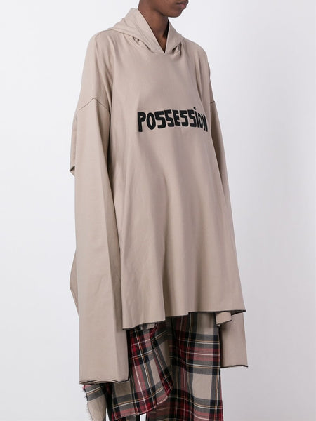 AREA DI BARBARA BOLOGNA  Possession Hoodie - 3