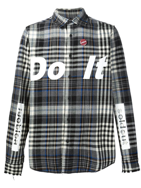 SOLD OUT FRVR  SID 5 Flannel Shirt - 1