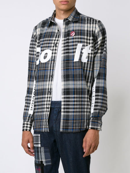 SOLD OUT FRVR  SID 5 Flannel Shirt - 3