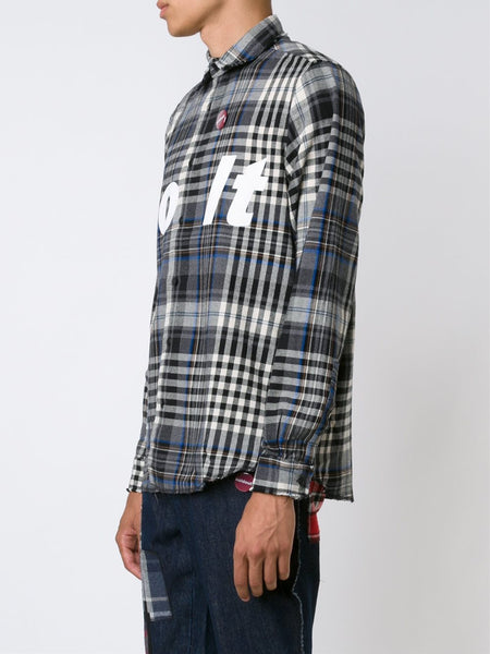 SOLD OUT FRVR  SID 5 Flannel Shirt - 4