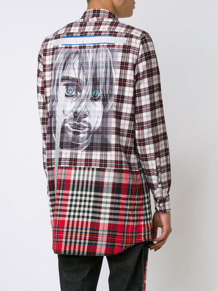 SOLD OUT FRVR  JOHN 13 Flannel Shirt - 4