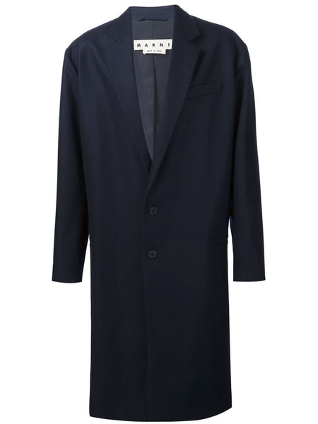 MARNI  Wool Felt Coat - 1