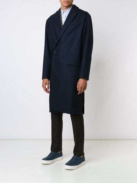 MARNI  Wool Felt Coat - 2