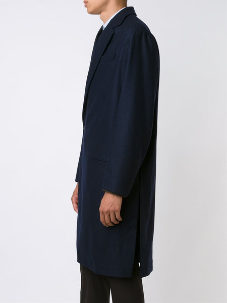 MARNI  Wool Felt Coat - 3