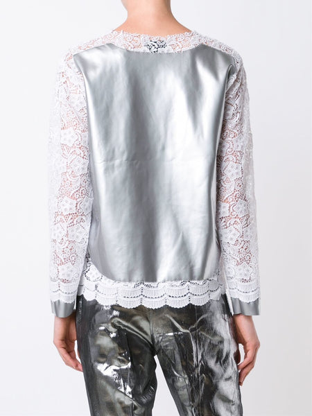 LES ANIMAUX  Paneled Top - 2