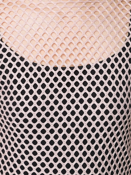 Stretch Mesh Top