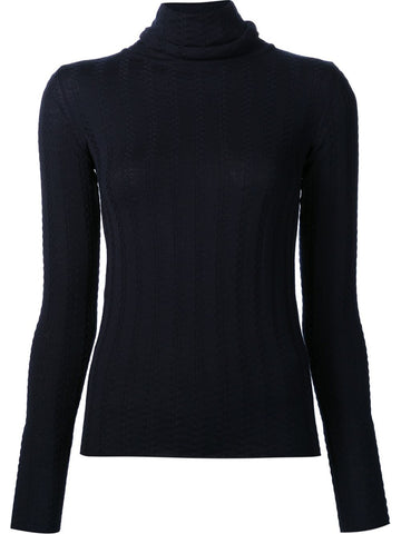 Kivi Fitted Turtleneck