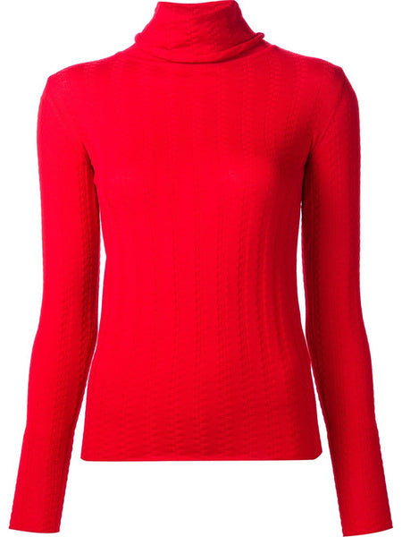 CREATURES OF THE WIND  Kivi Fitted Turtleneck - 1