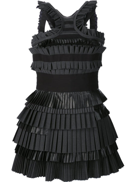 DSQUARED2  Layer Pleated Dress - 1