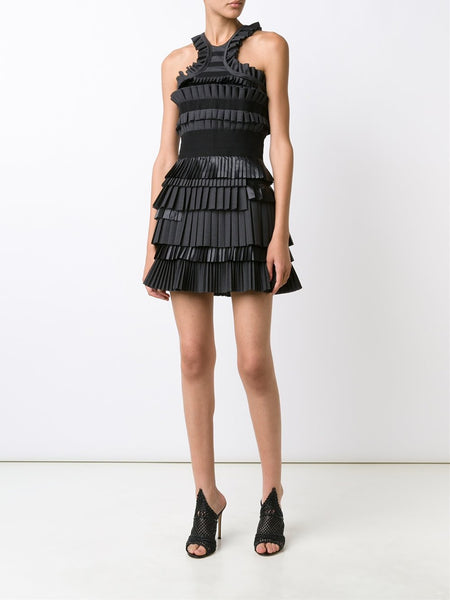 DSQUARED2  Layer Pleated Dress - 2