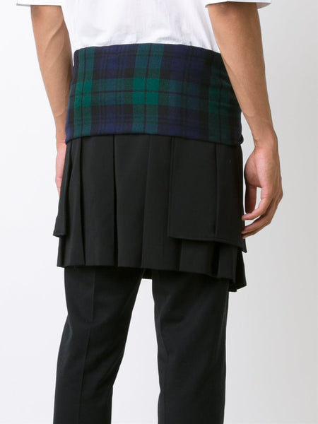 DSQUARED2  Tied Sleeve Skirt - 4
