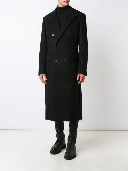 JUUN.J  Long Tailored Wool Coat - 2