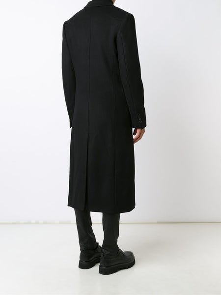 JUUN.J  Long Tailored Wool Coat - 4