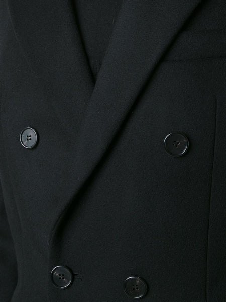 JUUN.J  Long Tailored Wool Coat - 5