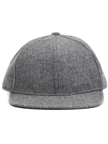 Felted Wool Cap