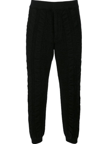 Wave Pile Joggers