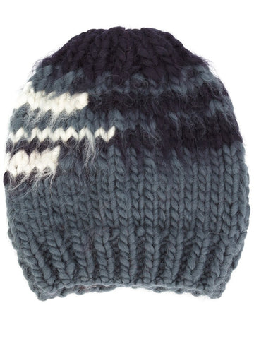 x The Woolmark Company Hand Knit Hat