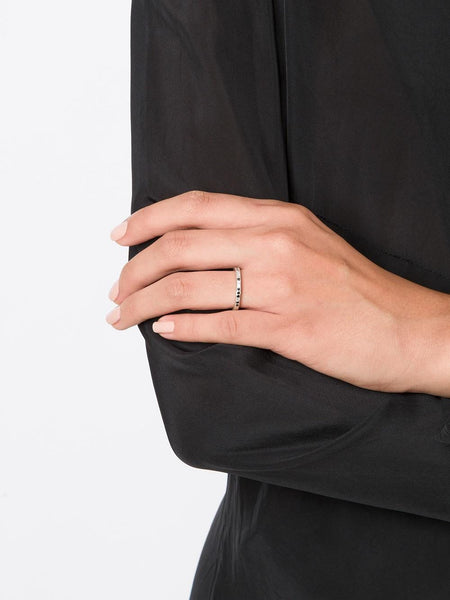 HENSON  Pave Ring - 2