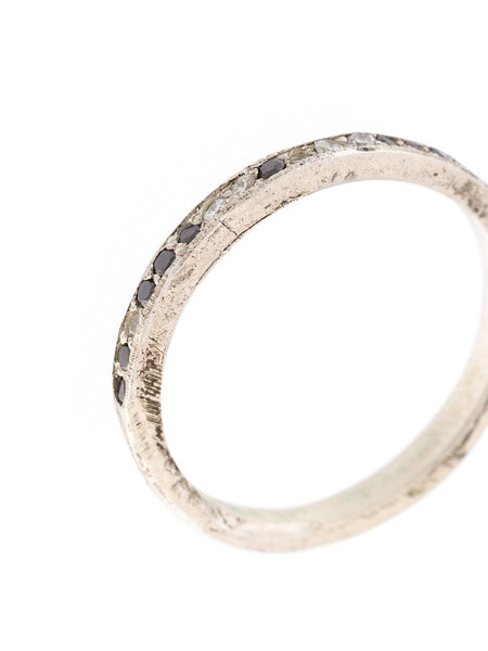 HENSON  Pave Ring - 3