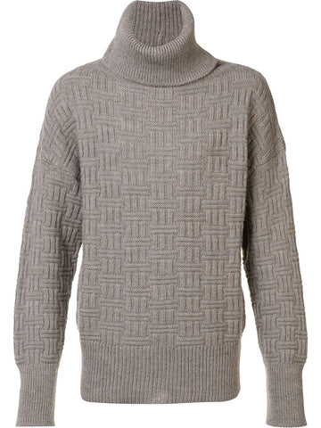 Chunky Rollneck Sweater