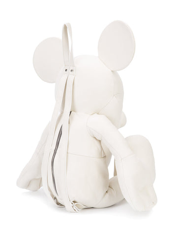 Leather Mickey Mouse Backpack
