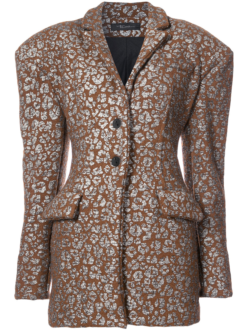 Barbara Bologna exaggerated shoulder blazer Reliable For Sale Outlet ...