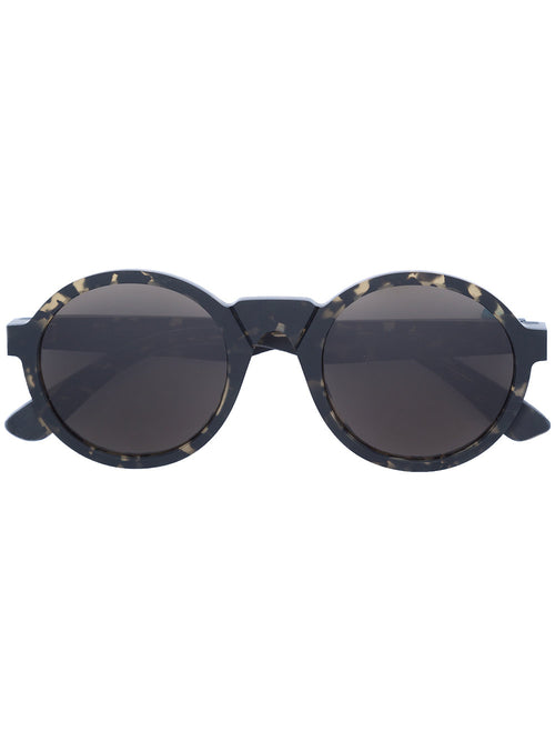 + Maison Martin Margiela - Raw Black Drops 06 Sunglasses