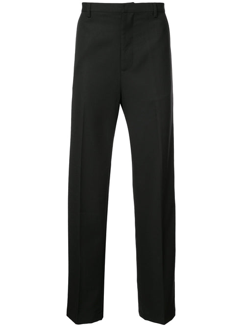 Mid-Rise Trousers