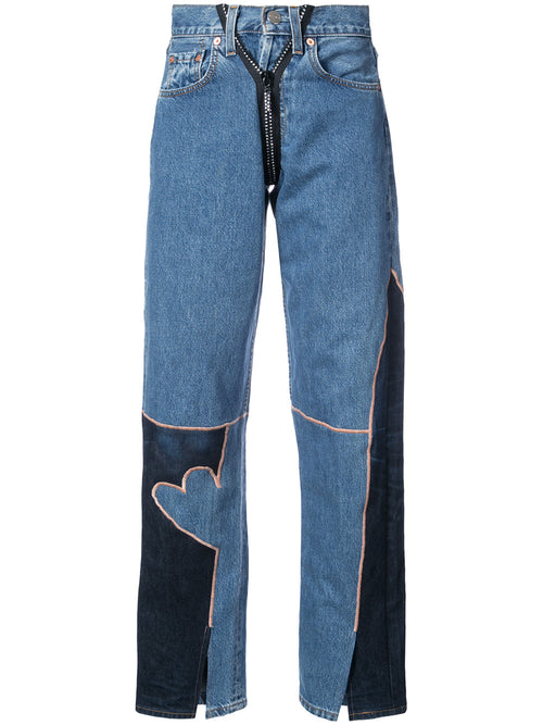 Crystal Detail Jeans