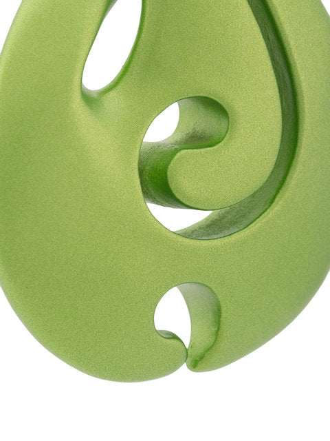 Y/Project Green Waterdrop Earrings - 4
