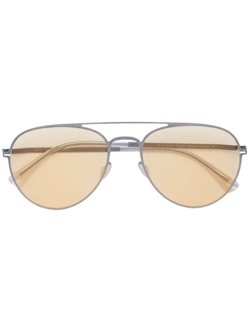 Mykita Samu Yellow Sunglasses - 1