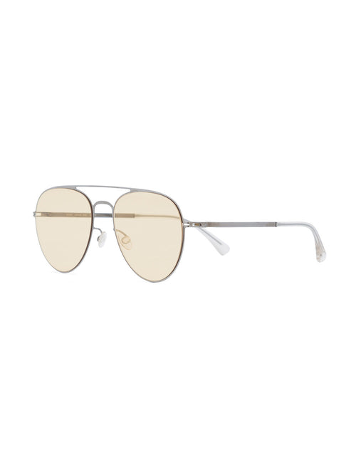 Mykita Samu Yellow Sunglasses - 2