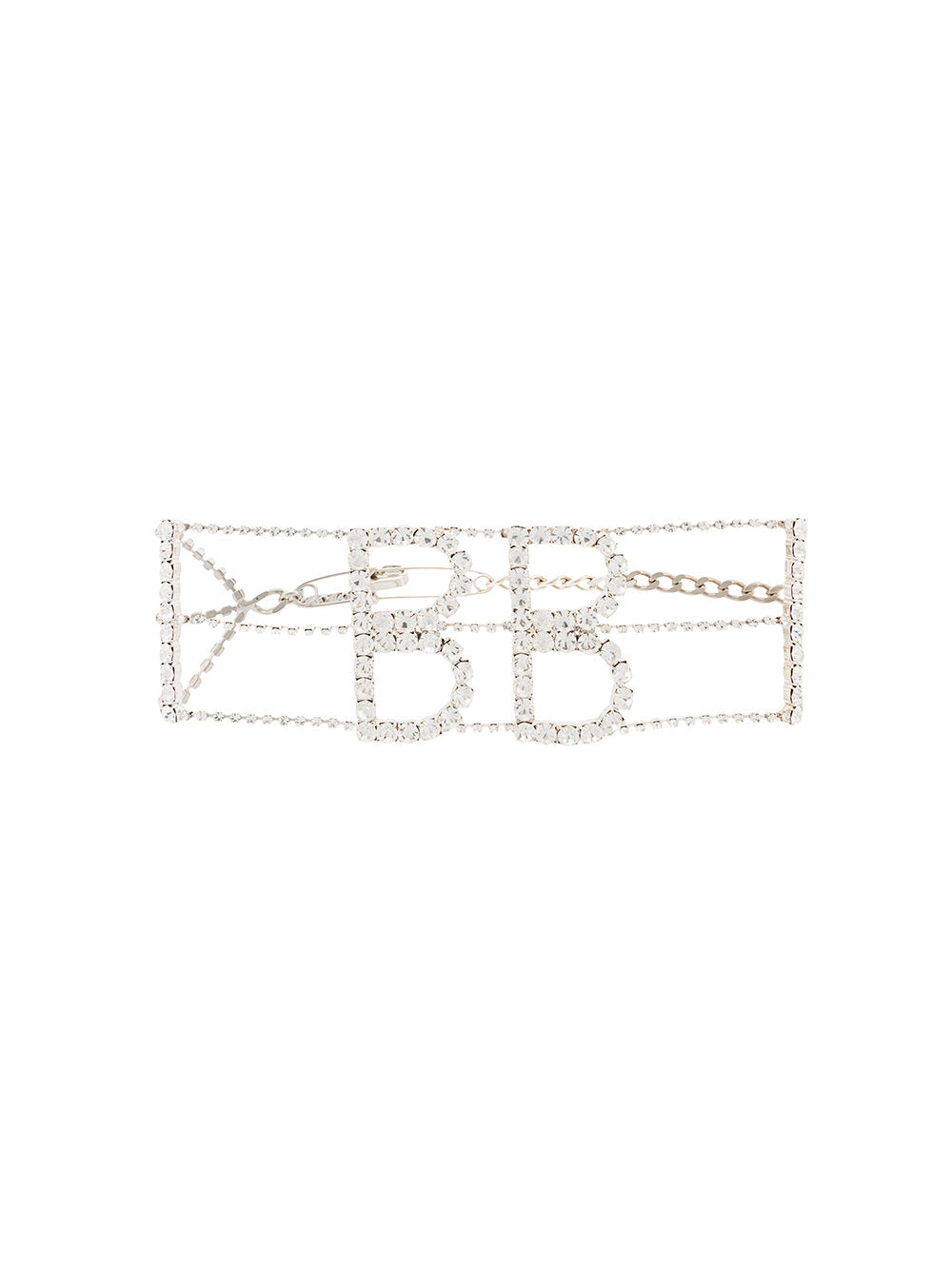 Barbara Bologna Crystal Brave Choker Necklace - 1