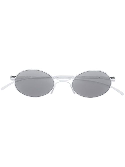 Mykita x Margiela Limited Edition Oval Sunglasses - 1