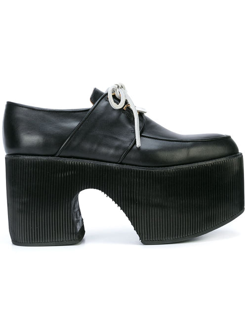 Charles Jeffrey Loverboy Black Death Drop Creepers - 1