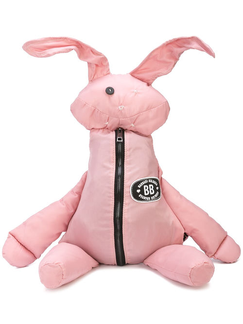 Barbara Bologna Pink XL Rabbit Backpack odd92 exclusive - 1