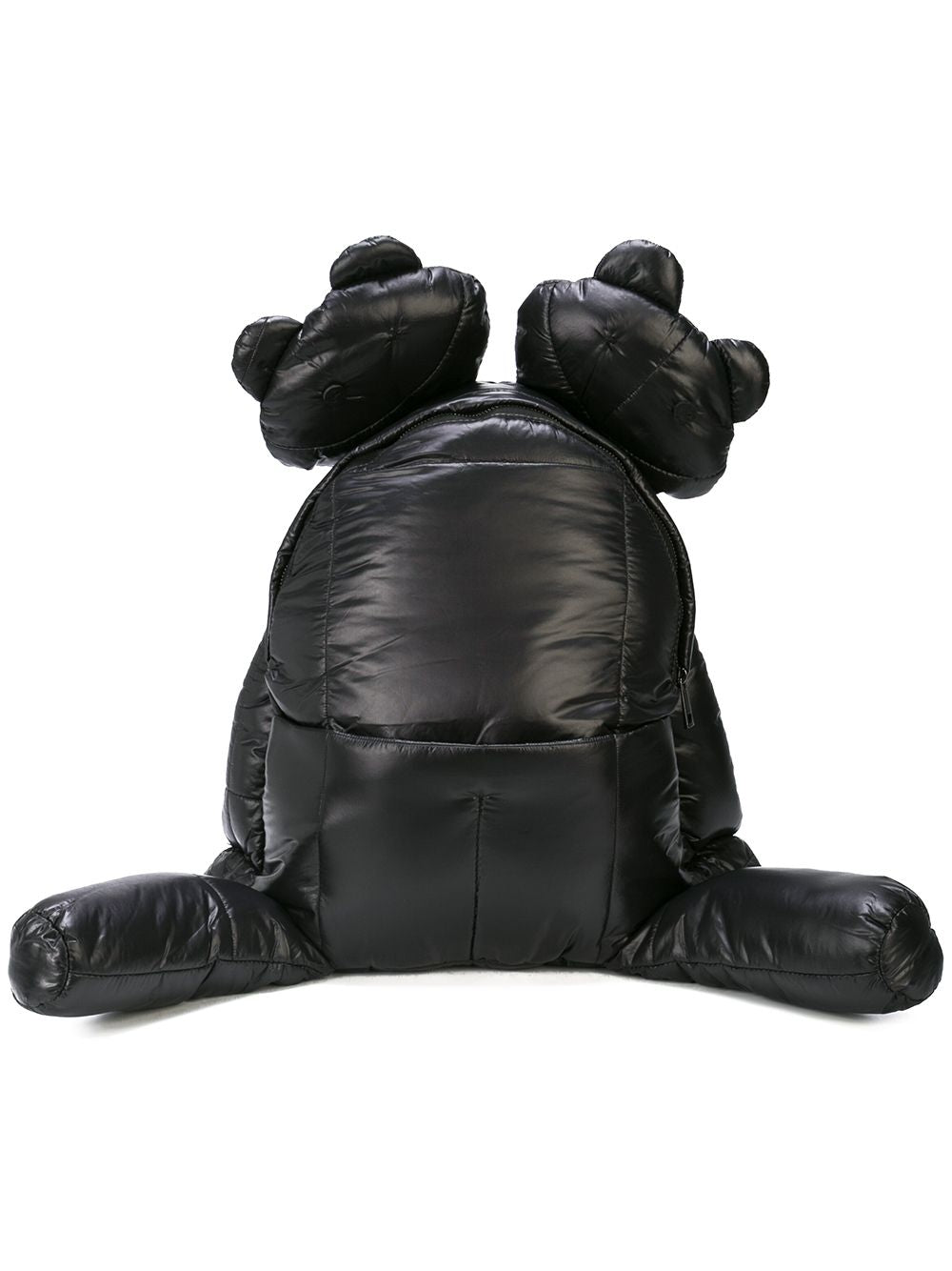 Barbara Bologna Black XL Tw0-Headed Bear Backpack odd92 - 1