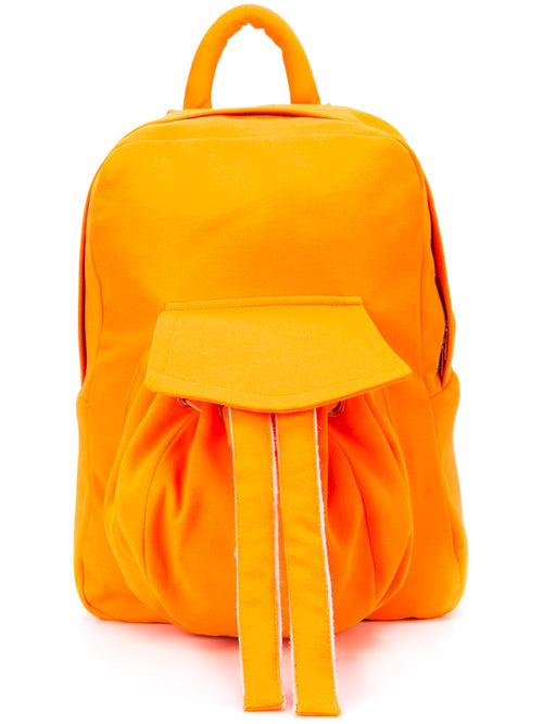 Charles Jeffrey Loverboy Orange Rucksack of Smiths - 1