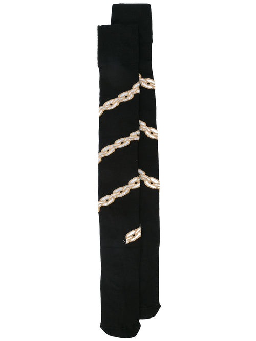 Chain Socks
