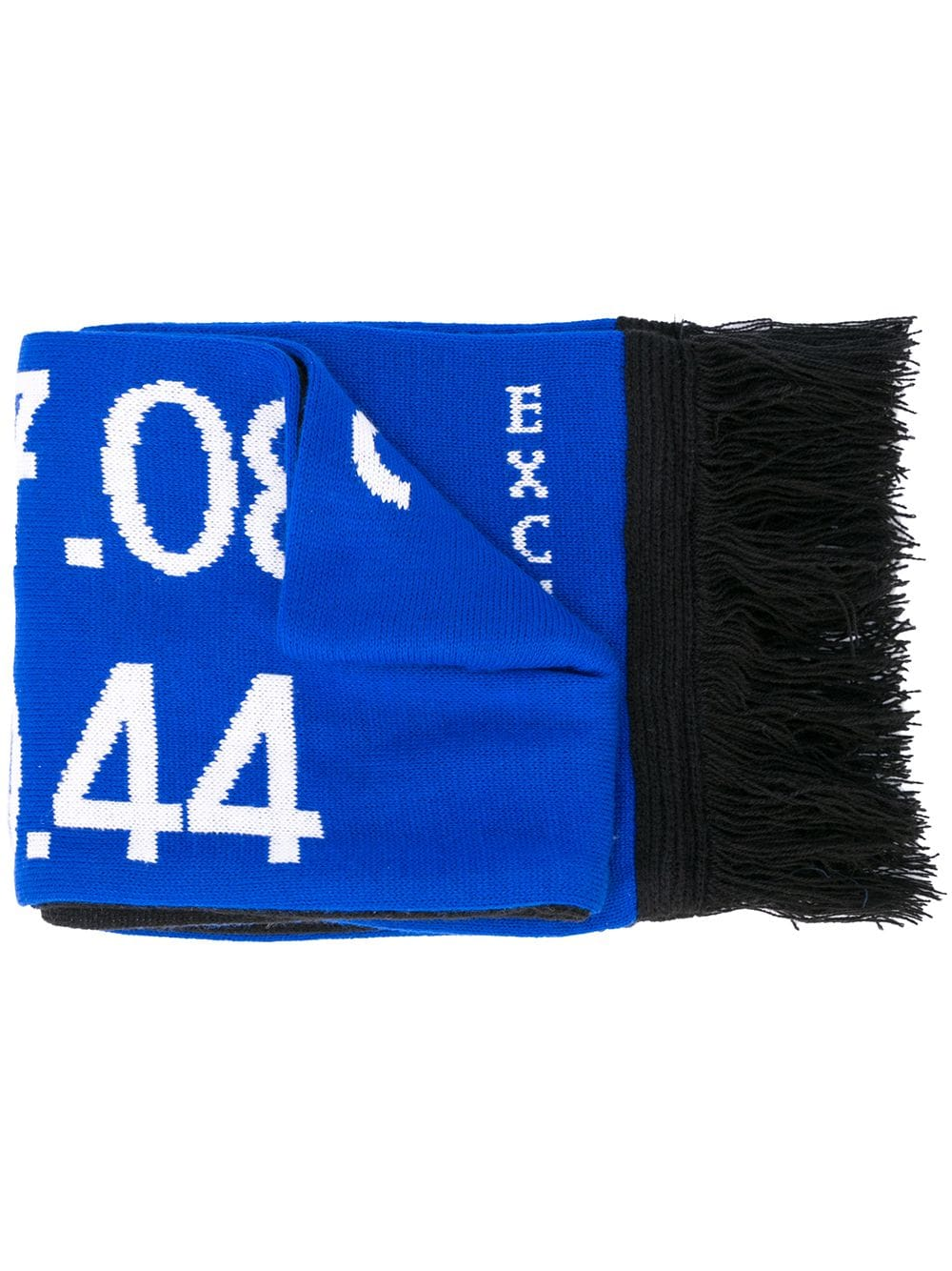 Exchange Rate Scarf