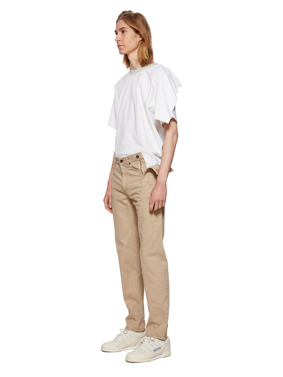 Y/Project Sand Multi Fly Jeans - 6