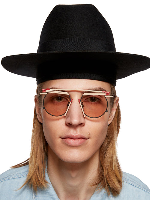 Henrik Vibskov x Gentle Monster Match Sunglasses - 2