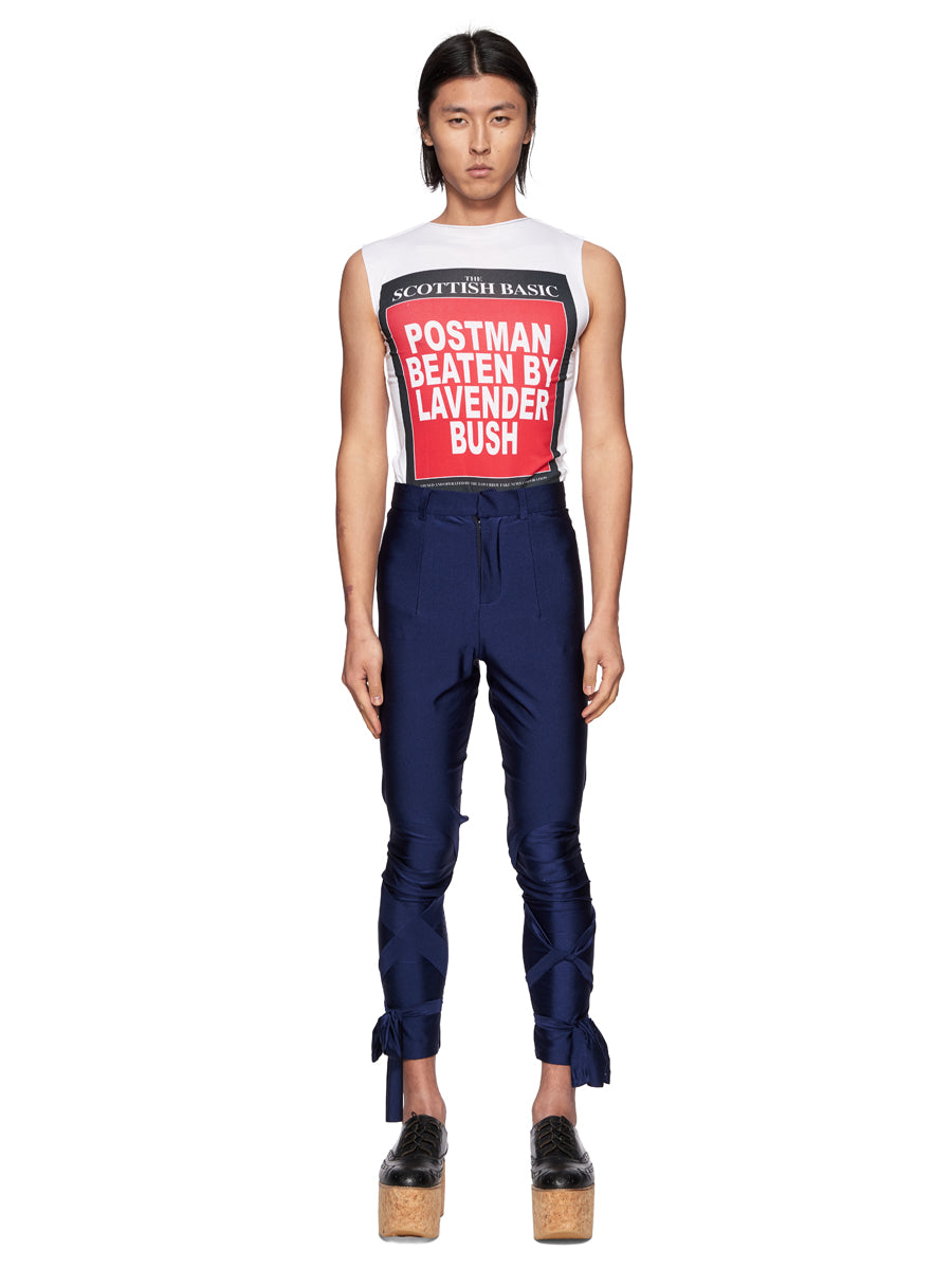 Charles Jeffrey Loverboy Wraparoony Trousers - 6