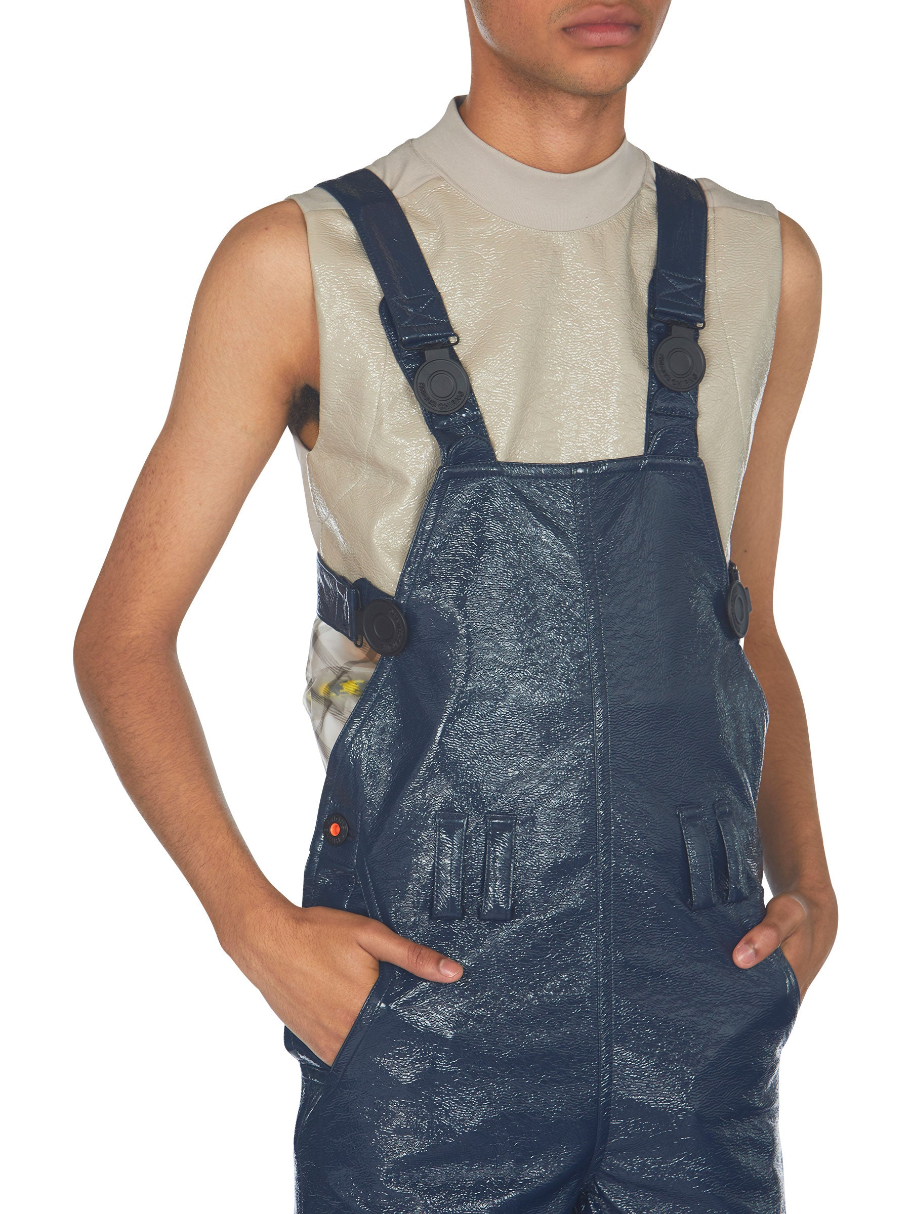 Hexagon Pocket Overalls